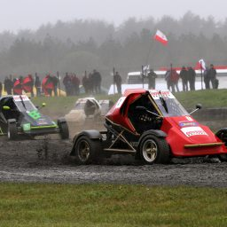 Palmer doubles up at Pembrey