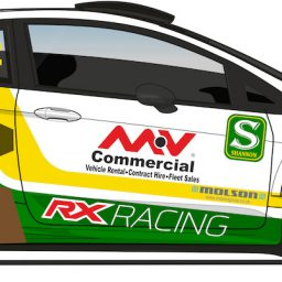 O'Donovan returns to Euro RX in Norway with competition winning livery