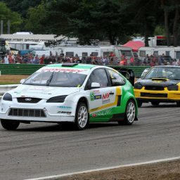 O'Donovan aiming for British RX Bank Holiday hat-trick at Lydden Hill