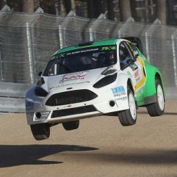 O'Donovan concludes Euro RX season with strongest performance in Latvia
