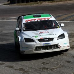 From Lydden Hill to Loheac for Team RX Racing
