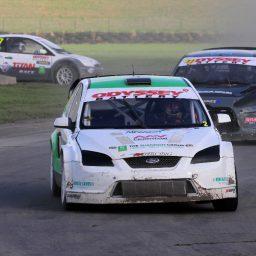 O'Donovan wins at Pembrey with Team RX Racing