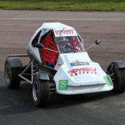 Rally star Pryce to make RX150 debut at Pembrey