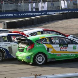 Team RX Racing prepares for Autosport International Show action