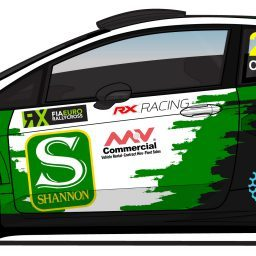 O'Donovan set for European Rallycross campaign with Loco Energy Drink