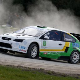 O'Donovan opens 2017 British RX account with podium finish