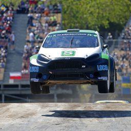 O'Donovan claims Ireland's first ever European Rallycross Supercar podium