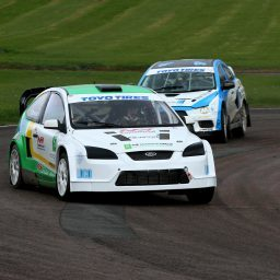 O'Donovan wins at Lydden Hill to take British RX Championship lead