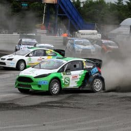 Mixed emotions for Team RX Racing drivers at Mondello Park