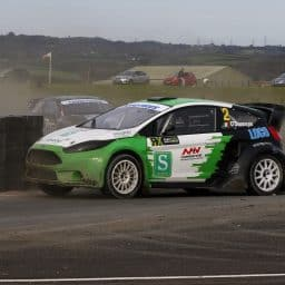O'Donovan's British RX title ambitions end in hospital