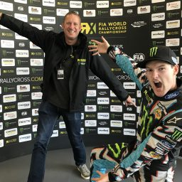 Bakkerud and Coley to star in RX150 Pembrey double-header