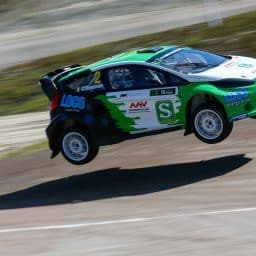 Team RX Racing targets top ten finish in Euro RX Latvian finale