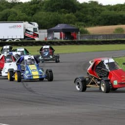 RX150 buggy title to be decided at Croft as new and familiar faces join the fray