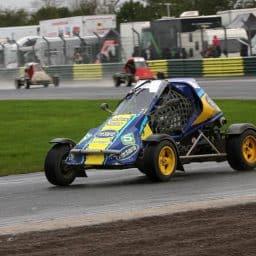 Ward dominates at Croft as Palmer secures third RX150 crown