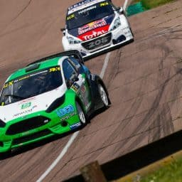 O'Donovan to focus on British RX title challenge in 2018
