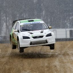 O'Donovan targets Lydden Hill podium to reignite British RX campaign