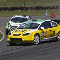 O'Donovan leads British Rallycross Championship to Croft