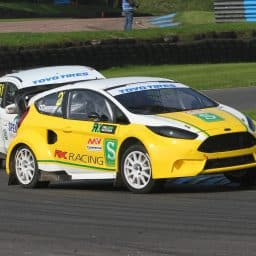 O'Donovan leads British RX points into Silverstone final round decider