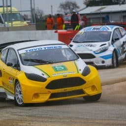 Ollie O'Donovan runner-up in British RX 2018 as Patrick O'Donovan completes successful maiden season